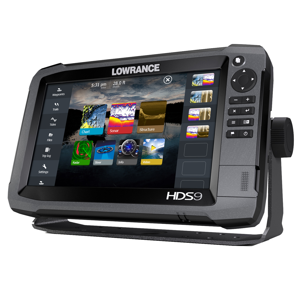 Lowrance Marine Electronics Products Lowrance HDS Multifunction – Lowrance Elite 5x Wiring-diagram